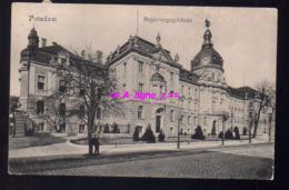 REF 435 : CPA 1911 Allemagne Berlin Germany Potsdam Regierungsgebaude - Germania