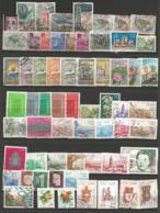 Afrique Et Asie - 1450 Timbres Neufs Ou Oblitérés Tous Différents - Quelques 2ème Choix Non Comptés - Postzegels