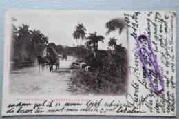 CUBA / A CUBAN  Road - Carretera En Cuba  In 1903 - Cuba