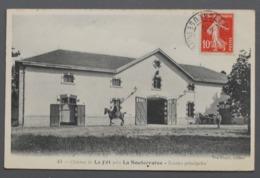 43 - Château De La Fêt Près La Souterraine - Ecuries Principales - Vve Ricart éditeur - 1909 - La Souterraine