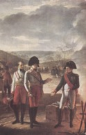 Entrevue De Napoléon Et De François II Après La Bataille D'Austerlitz - Storia