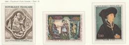 PIA  - FRANCIA  -  1969  : Arte Di Francia   - (Yv  1586-88A) - Other