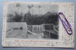 CUBA : BONIATO - Salto De Agua Para El Acueducto De SGO DE CUBA  In 1903 - Cuba
