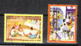 Polinesia  -  2004. Turismo. Scene Di Vita Quotidiana . Scenes Of Everyday Life. Complete MNH Series - Holidays & Tourism