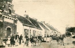 LEFFINGHE - INGANG VAN HET DORP - - Belgique