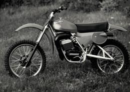 KRAMER  +-23cm X 14cm  Moto MOTOCROSS MOTORCYCLE Douglas J Jackson Archive Of Motorcycles - Fotos