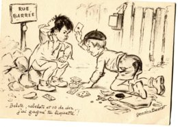 2. Germaine BOURET - BELOTE, REBELOTE ET 10 DE DER, J'AI GAGNE TA LIQUETTE ! - Bouret, Germaine