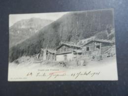 19989) VIAREGGIO PINETA IPPODROMO VIAGGIATA 1942 INSOLITA - VS Valais