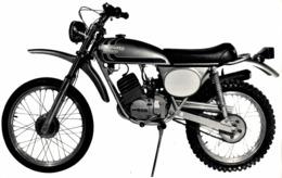 LAMBRETTA +-25cm X 14cm  Moto MOTOCROSS MOTORCYCLE Douglas J Jackson Archive Of Motorcycles - Photos