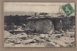 CPA 07 - LABLACHERE - Dans Les Bois De Notre-Dame-de-Bon-Secours - DOLMEN - TB PLAN MENHIR - Andere Gemeenten