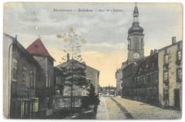 CPA BOULAY - ( BOLCHEN ) - Kirchstrasse - Rue De L'Eglise - Verlag Louis Stenger , Bolchen N°123285 - Boulay Moselle
