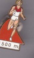Pin's    1500 METRES  SIGNE ARTHUS BERTRAND - Arthus Bertrand