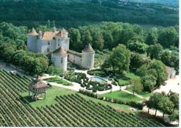 CAILLAC (46) :Château Lagrezette - France