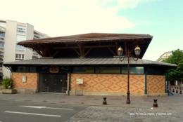Poissy (78)- Halle (Edition à Tirage Limité) - Plonévez-Porzay