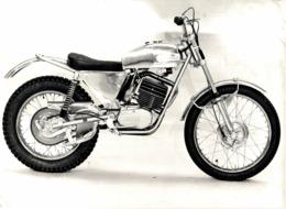 WASSELL +-24cm X 17cm  Moto MOTOCROSS MOTORCYCLE Douglas J Jackson Archive Of Motorcycles - Fotos