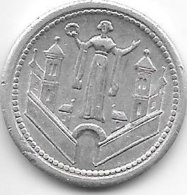 *notgeld Magdeburg  10 Pfennig   1921   Alu  312.1a - [ 2] 1871-1918 : Impero Tedesco