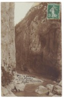 Carte Photo Du 04 -ROUGON Les Gorges Du Verdon ( Envoyé Par ISIDORE BLANC Signature) - Other Municipalities