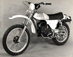 DUCATI 125 +-23cm X 17cm  Moto MOTOCROSS MOTORCYCLE Douglas J Jackson Archive Of Motorcycles - Fotos