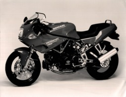 DUCATI 750 +-23cm X 17cm  Moto MOTOCROSS MOTORCYCLE Douglas J Jackson Archive Of Motorcycles - Fotos