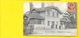 EMERAINVILLE Malnoue La Gare (Faciolle) Seine Et Marne (77) - Altri Comuni