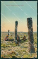 Bolivia Ingavi Tiahuanaco Monolitos Incaicos Cartolina KB8224 - Bolivien