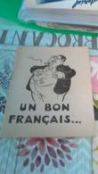 Petit Livret Propagande Allemande  Anti J - 1939-45