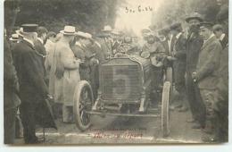 Coupe Gordon-Bennett 1904 - Théry Au Départ - Sport Automobile