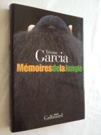 Mémoires De La Jungle De Tristan Garcia. Gallimard. Collection Blanche - Autres