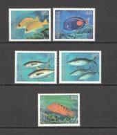 A940 1995 MICRONESIA FAUNA FISH & MARINE LIFE SET MNH - Vie Marine