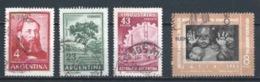ARGENTINA 1965 (O) USADOS MI-866+869+871+881 YT-693+707+78+715 VARIOS - Oblitérés