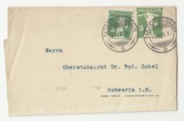 Switzerland Postal Stationery Newspaper Wraper Posted 1910 Tarasp  B191015 - Entiers Postaux