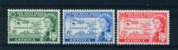 ANTIGUA  -  1958 Caribbean Federation Set Unmounted/Never Hinged Mint - Antigua En Barbuda (1981-...)