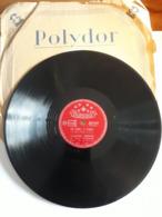 Polydor  Inc. Francese   -  Nr. 560.464   -  2953  ACP. Jacqueline Francois, Paul Durand - 78 Rpm - Gramophone Records