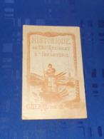 Plaquette Historique Du 251ème Régiment D'Infanterie - Guerre 1914 - 18 - Guerra 1914-18