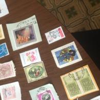 ARGENTINA I FIORI - Briefmarken