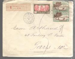 23280 - Recommandée  Pour La France - Briefe U. Dokumente