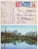 Brasile Rio De Janeiro Paris Square 1967 (A) - Rio De Janeiro