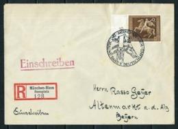 Alemania Imperio Nº 612 (S) Certificado - Germany
