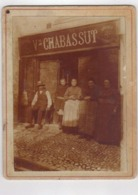 Photographie Du 04 -MANOSQUE MAGASIN Vve CHABASSUT - Manosque