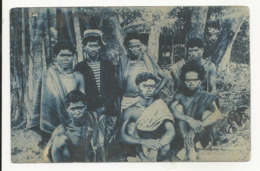 Timor Português - Tipos E Costumes - East Timor