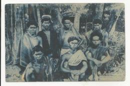 Timor Português - Tipos E Costumes - Timor Oriental