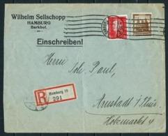 Alemania Imperio Nº 438 (S) Certificado - Deutschland