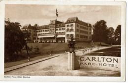 Genève  Carlton Parc Hotel - GE Genève