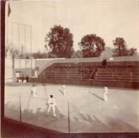 Photo - Nice, Pelote Basque Au Parc Impérial, Chistera, Ca 1905 - Lieux