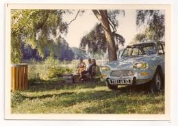 1971 PHOTO AMI 8 CITROEN VOITURE AUTOMOBILE    B1065 - Automobiles