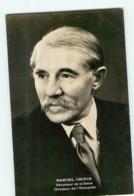 PAIMPOL - Marcel CACHIN Né En 1869 à Paimpol , Sénateur Communiste De La Seine , Directeur De L' Humanité - 2 Scans - Personajes
