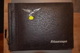 Album Photo De La Luftwaffe Vide Format 32*23 - 1939-45