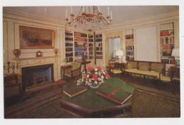AJ19 White House, Library - Washington DC