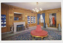 AJ19 White House, China Room - Washington DC