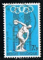 BELGIUM-BELGIQUE OBLITÉRÉ 1971 Y&T N°1590 - Olympic Games- München - België